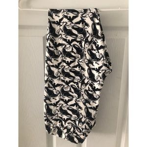 Disney LulaRoe Maleficent TC Leggings